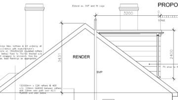 Loft Conversion Drawings